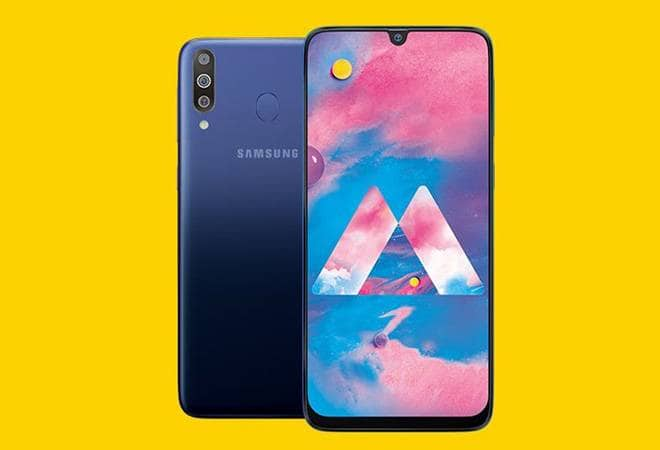 samsumg Galaxy M30 - How Samsung Galaxy M Series recuperated from the Chinese brands